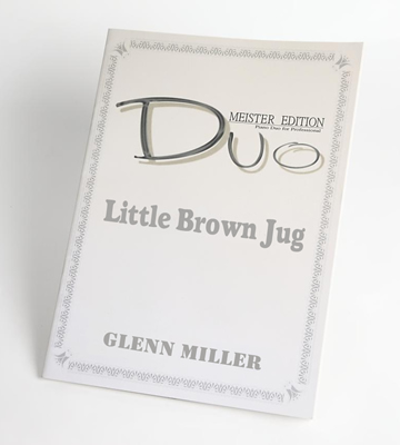 Little Brown Jug|GLENN MILLER連弾楽譜